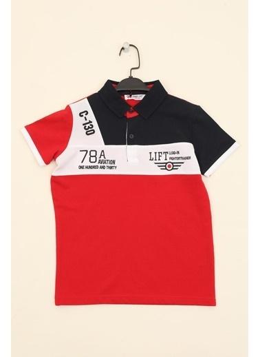 Tommy Life Tişört Kırmızı